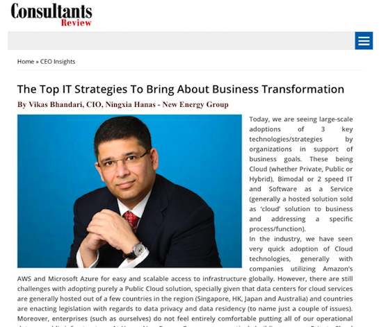 The Top IT Strategies To Bring About Business Transformation